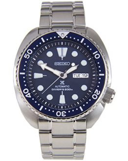 Seiko Prospex Automatic Stainless Steel 200M Diver's Blue Dial Men's Watch