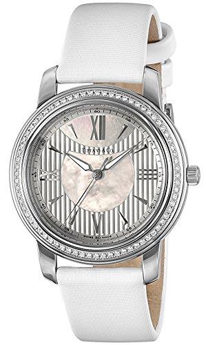 Tiffany & Co. Watch Mark Silver / White Pearl Dial Diamond