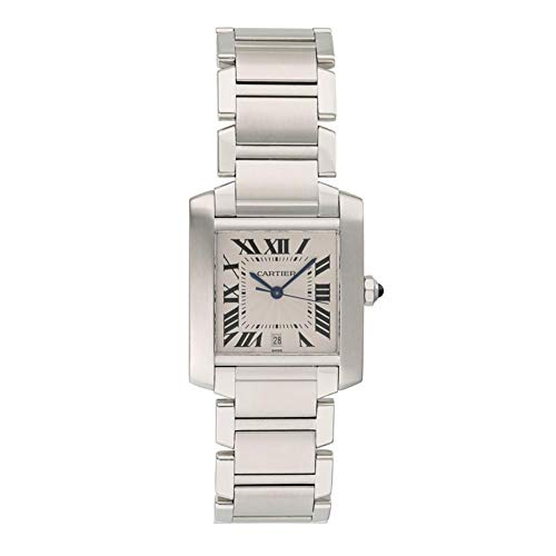 Cartier Tank Francaise Automatic-self-Wind Male Watch