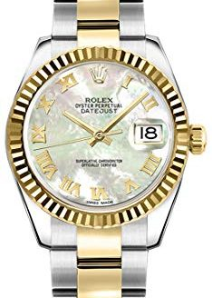 Rolex Lady-Datejust 26 179173 Mother of Pearl Dial Womens Watch