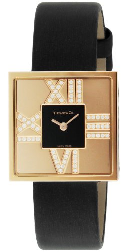 Tiffany & Co. Wristwatch Atlascocktailsquarelady