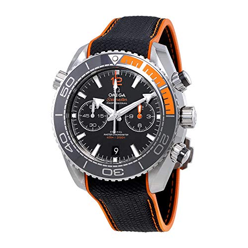 Omega Seamaster Planet Ocean Chronograph Automatic Mens Watch