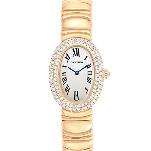 Cartier Baignoire Quartz Female Watch