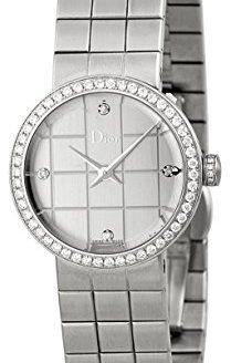 Dior La D De Dior Diamond Ladies Watch