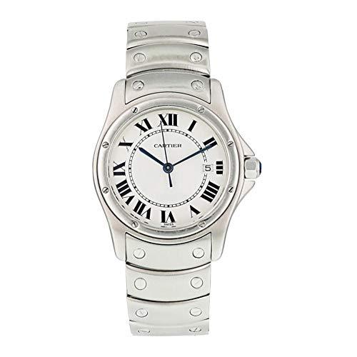 Cartier Santos Ronde Quartz Female Watch