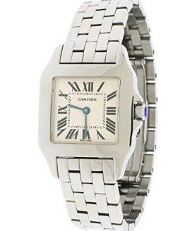 Cartier Santos Demoiselle Steel 26mm Watch Box Papers
