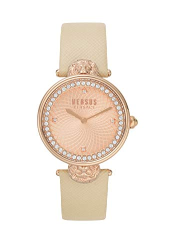 Versus by Versace Women's Victoria Harbour Rose Gold Quartz Watch