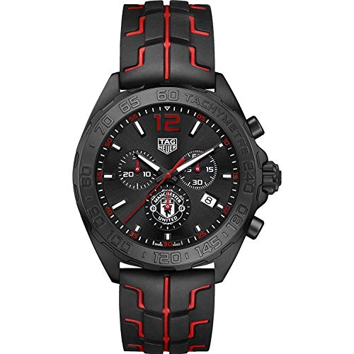 TAG Heuer Formula 1 Manchester United 43mm Men's Watch