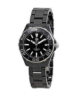 Tag Heuer Aquaracer Lady 300M 35mm Black Ceramic Watch
