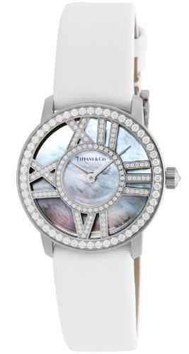 Tiffany & Co. Wristwatch Atlas Cocktail Round Diamond