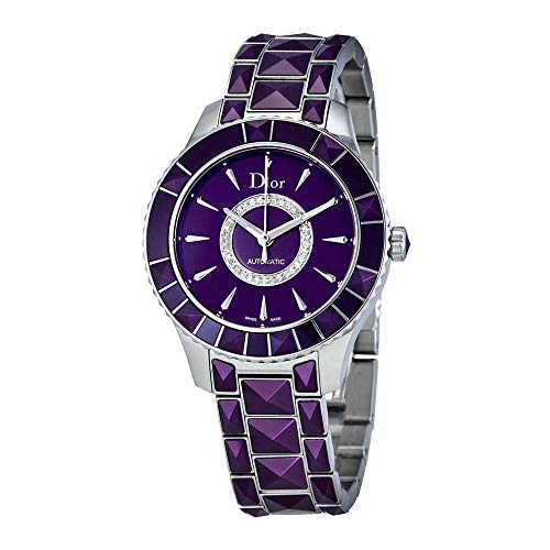 Dior Christal Automatic Ladies Watch