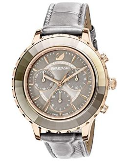 SWAROVSKI Crystal Authentic Octea Lux Chrono Watch