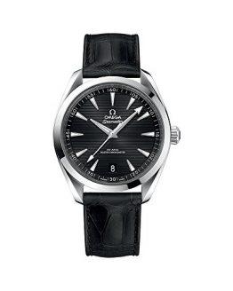 Omega Seamaster Aqua Terra Automatic Black Dial Men's Watch