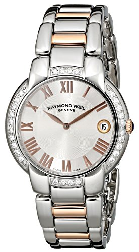 Raymond Weil Women's Jasmine Diamond-Accented Two-Tone Watch