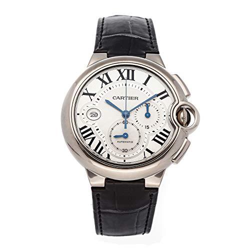 Cartier Ballon Bleu de Cartier Mechanical (Automatic) Black Dial Mens Watch