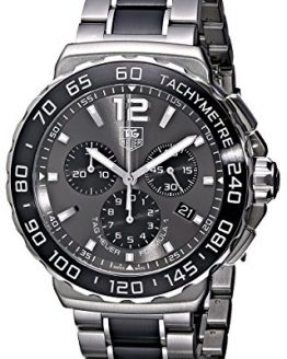 "TAG Heuer Men's ""Formula 1"" Stainless Steel Watch"