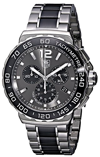 """TAG Heuer Men's """"Formula 1"""" Stainless Steel Watch"""