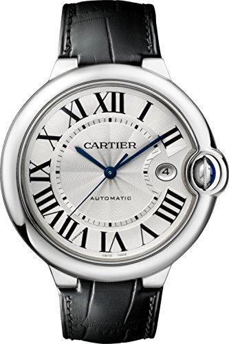 Cartier Ballon Bleu 42mm Large Men's Automatic Watch