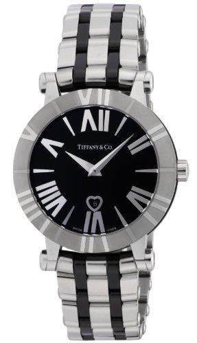 Tiffany & Co. Watch Atlas Black Dial