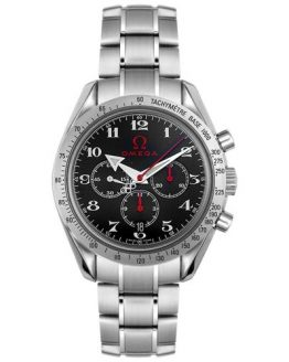 Omega Men's Speedmaster Broad Arrow Olympic Edition Automatic