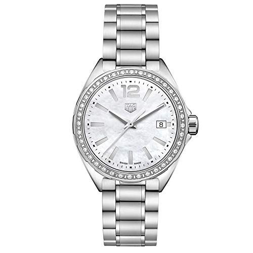 Tag Heuer Formula 1 Diamond White Mother of Pearl Dial Ladies Watch