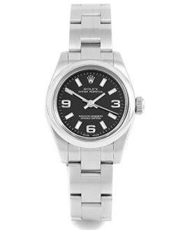 Rolex Automatic-self-Wind Female Watch 176200 (Certified Pre-Owned)