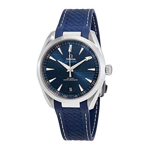 Omega Seamaster Aqua Terra Automatic Blue Dial Mens Watch