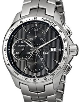 TAG Heuer Men's Link Stainless Steel Watch