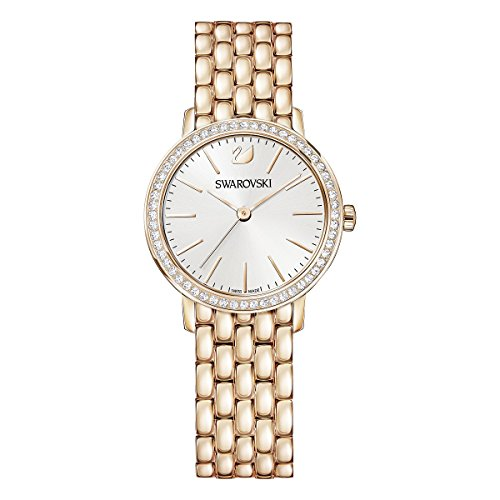 Ladies' Swarovski Graceful Mini Watch, Rose Gold Tone