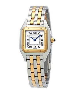 Cartier Panthere de Cartier Ladies Two-Tone Stainless Steel