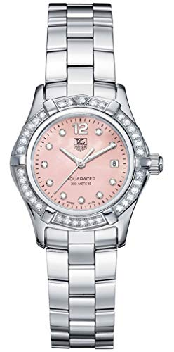 TAG Heuer Women's Aquaracer Diamond Accented Watch