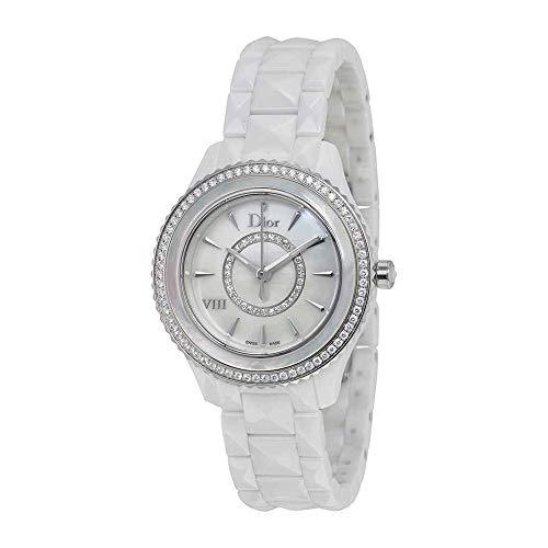 Dior Dior VIII Mother of Pearl Dial Ceramic Ladies Watch