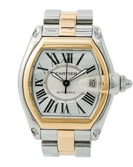 Cartier Roadster Automatic-self-Wind Mens Watch