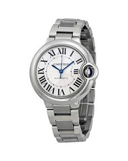 Cartier - Wristwatch Women's, Stainless Steel Silver Strap