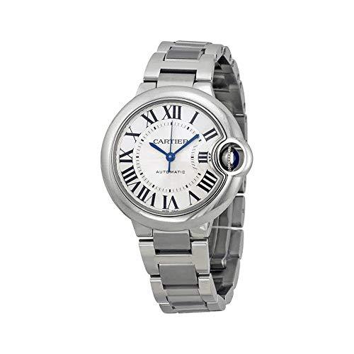 Cartier-Wristwatch Women's, Stainless Steel Silver Strap