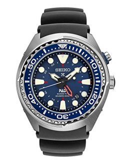 Seiko Special Edition Padi Kinetic GMT Diver Watch