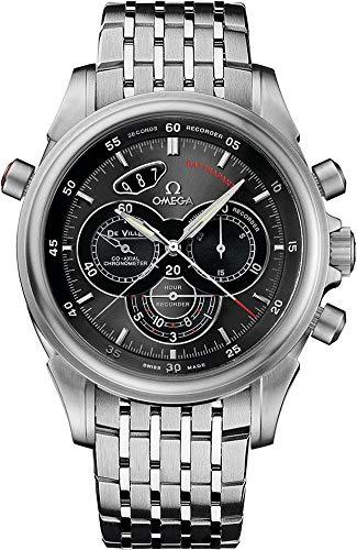 Omega De Ville Chronoscope Rattrapante Men's Watch