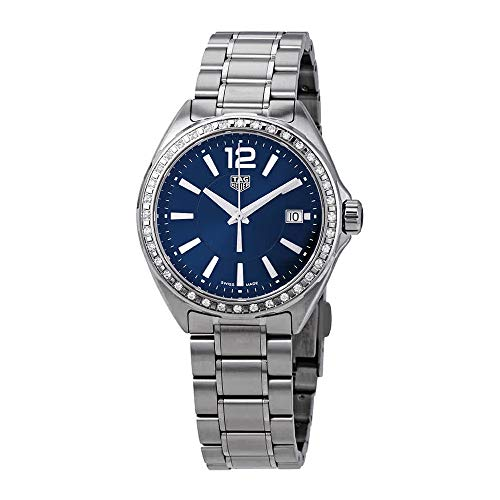 Tag Heuer Formula 1 Blue Dial Diamond Ladies Watch