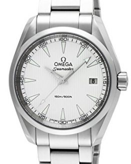 Omega Seamaster Aqua Terra Mens Watch