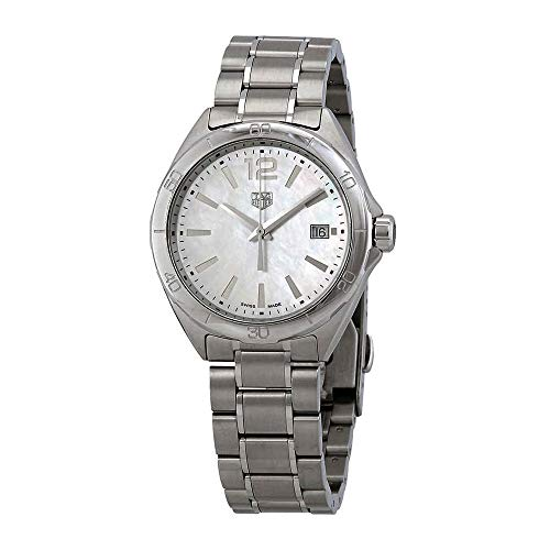 Tag Heuer Formula 1 Mother of Pearl Dial Ladies Watch