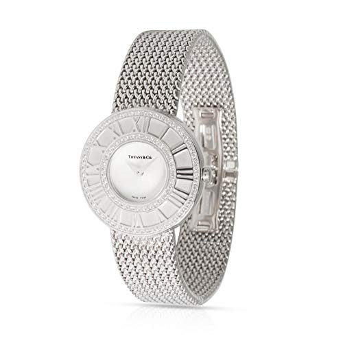 Tiffany & Co. Atlas Quartz Female Watch