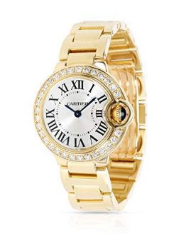 Cartier Ballon Bleu Quartz Female Watch