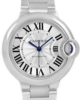 Cartier Ballon Bleu Automatic-self-Wind Female Watch