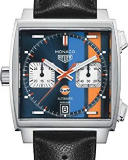 TAG Heuer Monaco Steve McQueen Special Edition Men's Watch