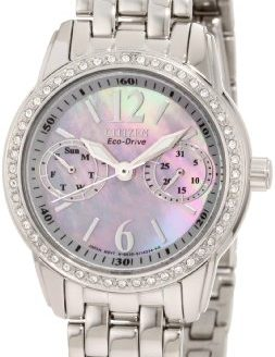 Citizen Women's Eco-Drive Watch with Swarovski Crystal Accents