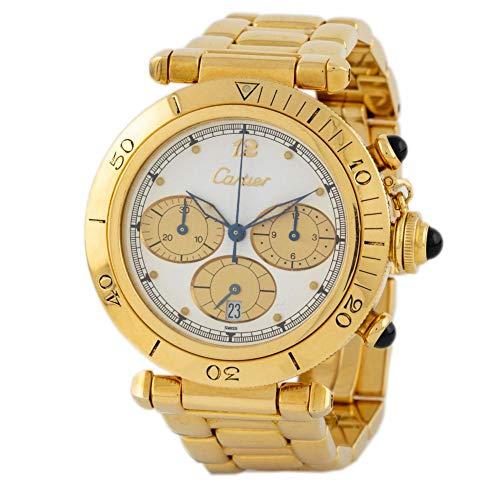 Cartier Pasha Quartz Male Watch