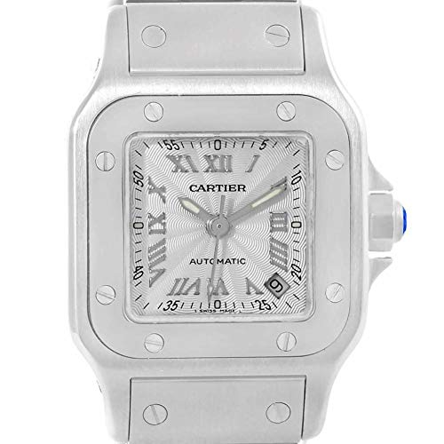 Cartier Santos Galbee Automatic-self-Wind Female Watch
