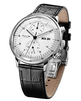 FEICE Men's Mechanical Watch Bauhaus Automatic Watch Stainless Steel