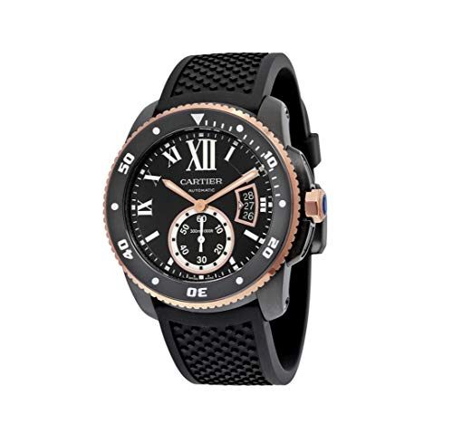 Cartier Calibre de Cartier Automatic-self-Wind Male Watch