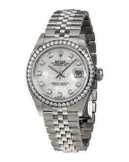 Rolex Lady- Datejust Mother of Pearl Diamond Dial Ladies Jubilee Watch 279384MDJ
